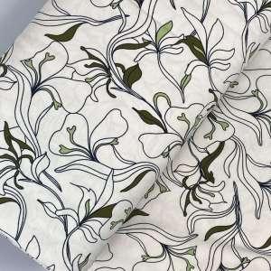Scribbles- organisch katoen tricot