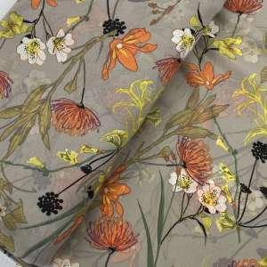 Fleetwood Flowers- chiffon