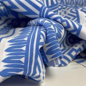 Ibiza blue -viscose