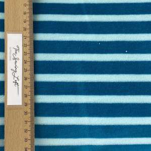 Stripes- nicky velours spons