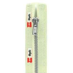 Deelbare metaalrits 25cm -cream 849
