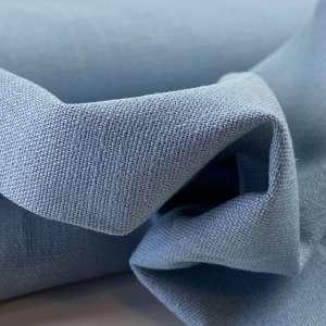Cornflower blue- Linnen stretch