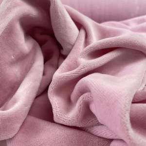 Pink Pearl- nicky velours spons