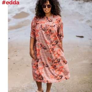 Edda flower- crêpe
