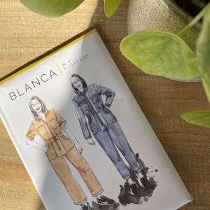 Blanca- closet case patterns