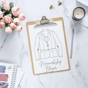 Online workshop blazer