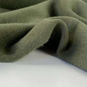 Kaki-comfy viscose tricot