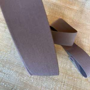Mauve- Zachte elastiek 4cm