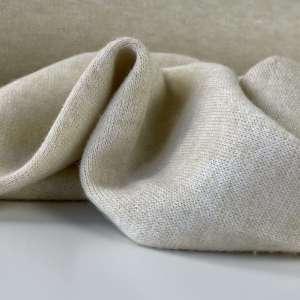Soft white-comfy viscose tricot