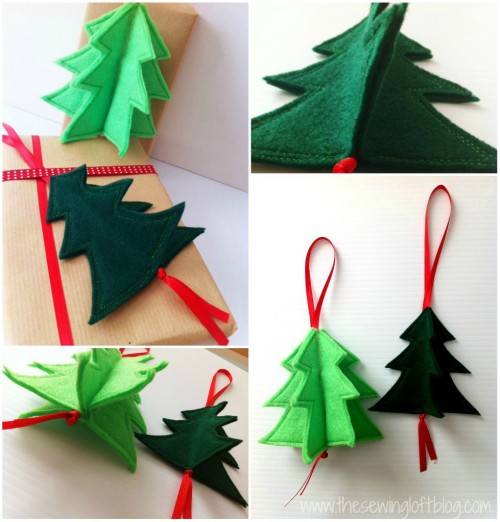 Round Up Of Holiday Tutorials Easy Projects For Every