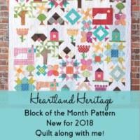 Heartland Heritage Sew Along 2018