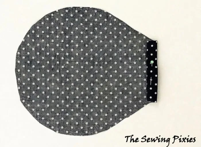 photograph regarding Free Printable Scrub Hat Patterns called Surgical Cap And Mask Bogus Engage in Free of charge Practice - The Sewing