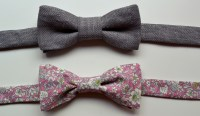 Make for Your Man How to make a bow tie
