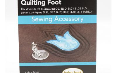 Baby Lock Free-Motion Echo Quilting Foot BLSR-FME