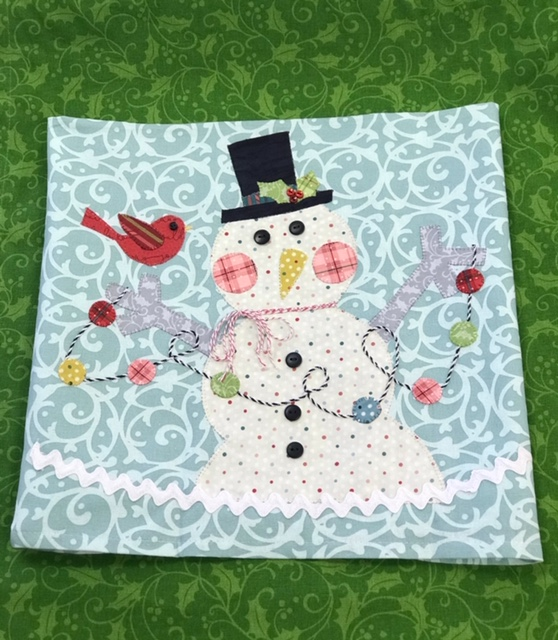 Better Not Pout Snowman