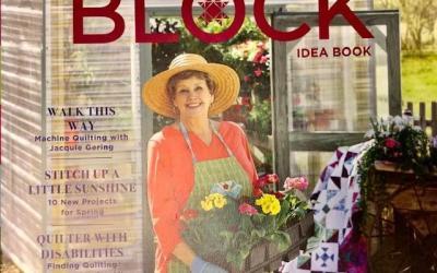 Missouri Star Block Magazine  Vol 8 Issue 2 2021