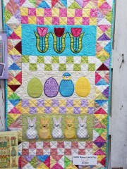"Great Easter Project called ""Some Bunny Loves You"""