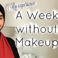5 Things I Learned by Not Wearing Makeup