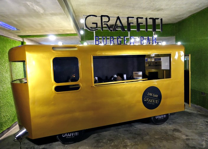 Graffiti Burger Bar | thesewist.me