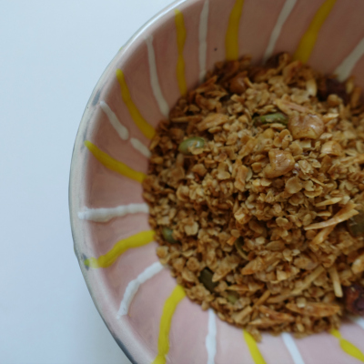 My Granola Recipe | thesewist.me