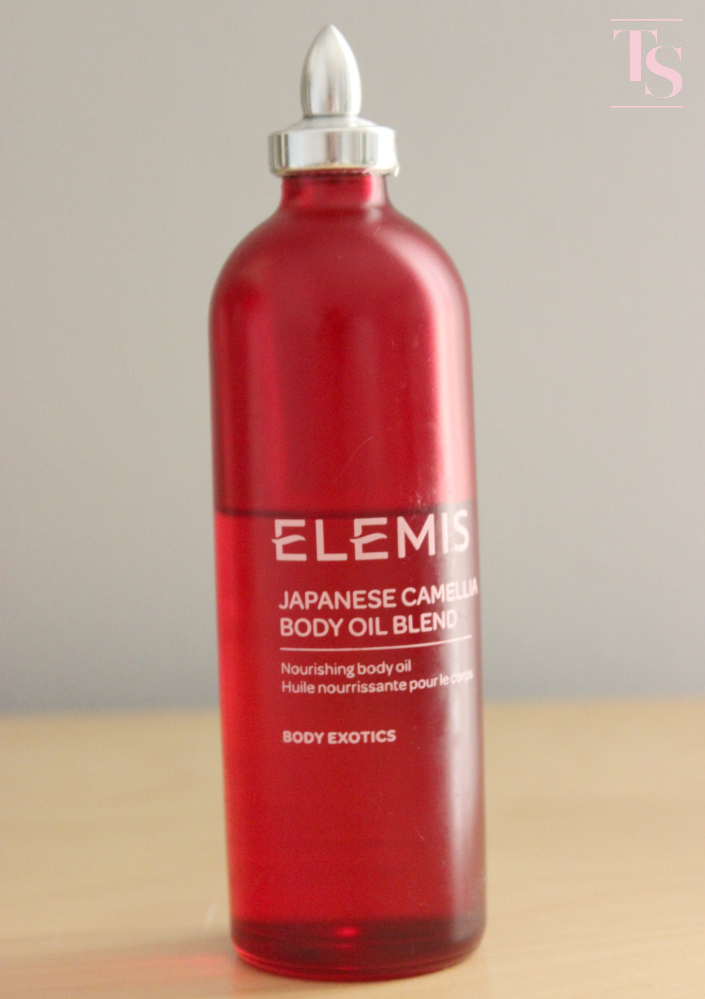 Japanese Camellia Body Oil Blend