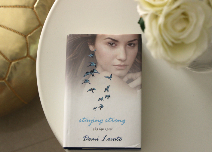 Staying Strong 365 Days A Year by Demi Lovato | thesewist.me
