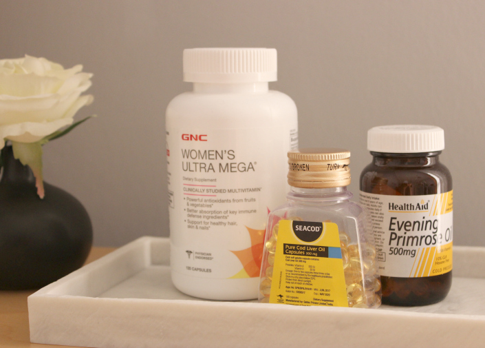 My Daily Vitamin Routine | thesewist.me