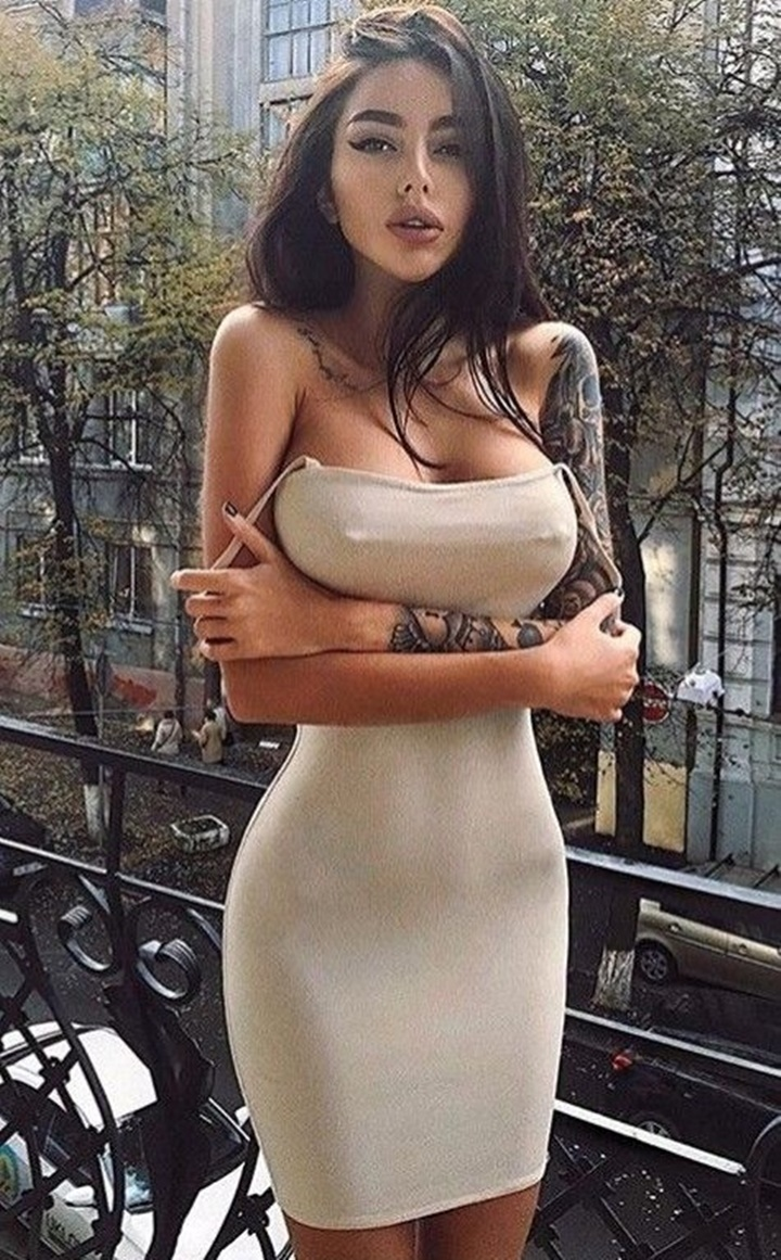 Super hot girls in tight clothes (27 pics) - Thesexier