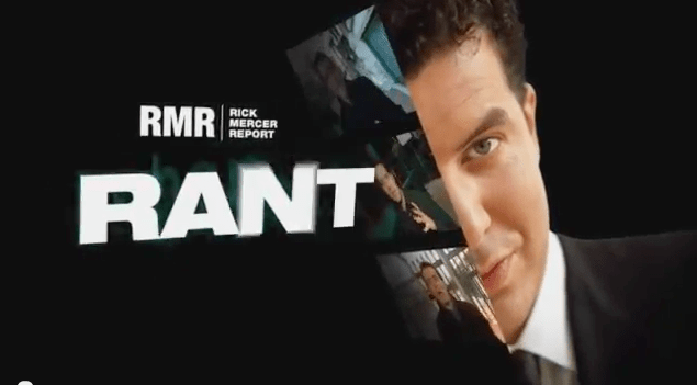 Rick Mercer Rant: Don't be one, get one