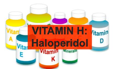SGEM#45: Vitamin H (Haloperidol for Psychosis)