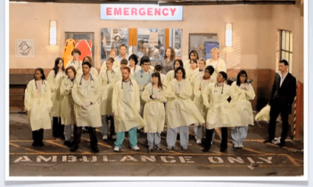 Ode to Joy (of Emergency Medicine)