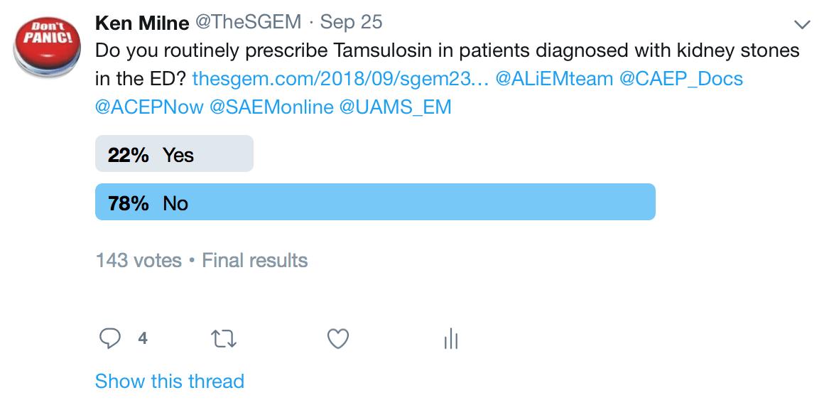 SGEM Twitter Poll #230