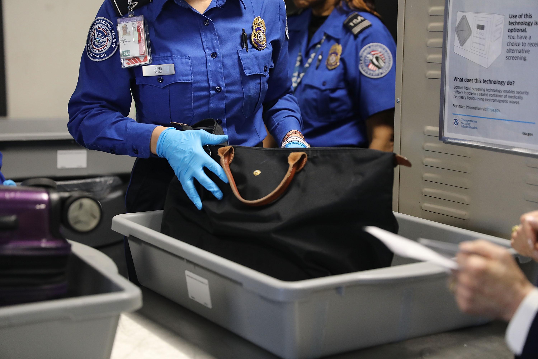 Image result for TSA screeners