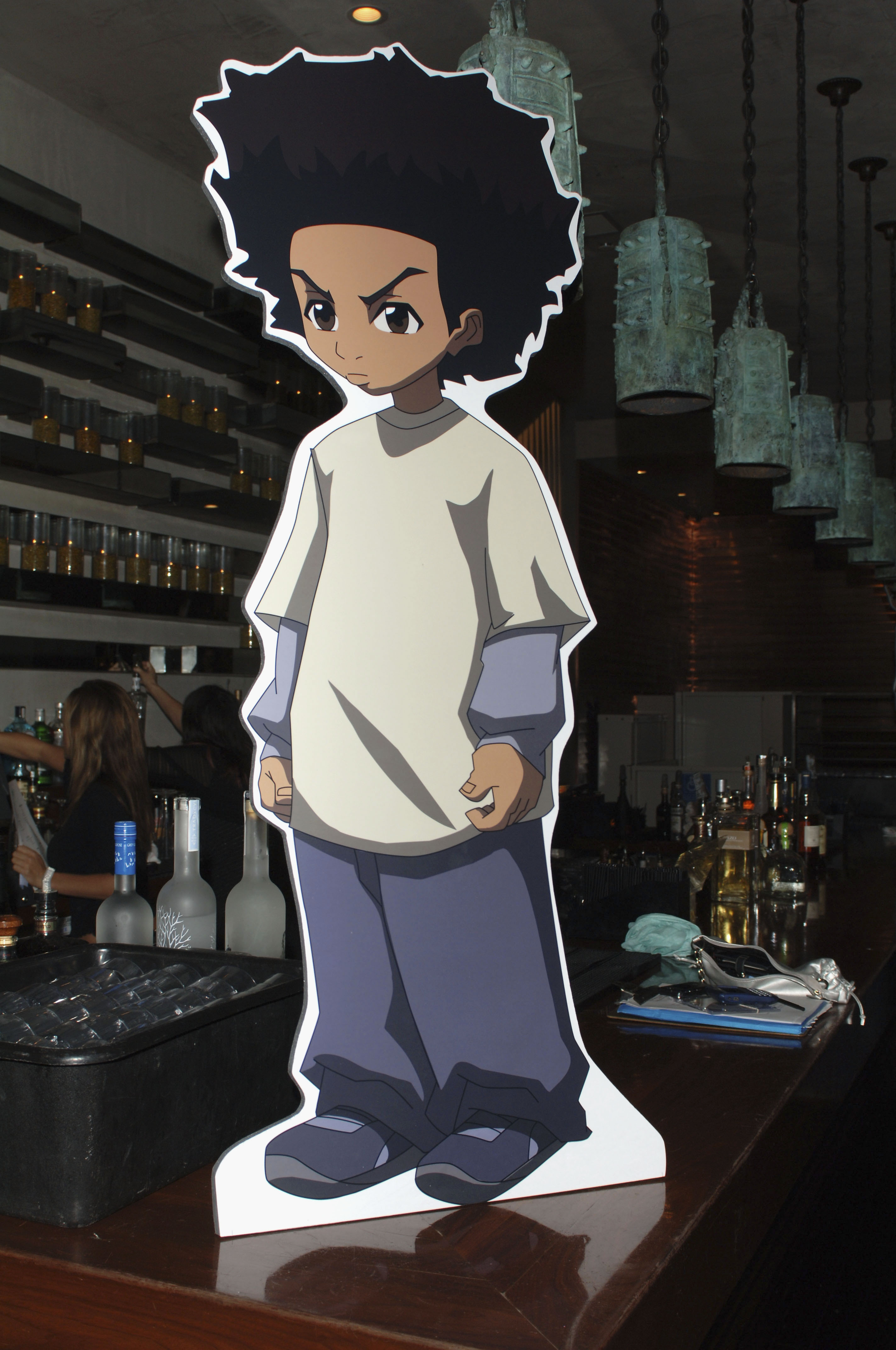 boondocks to be rebooted