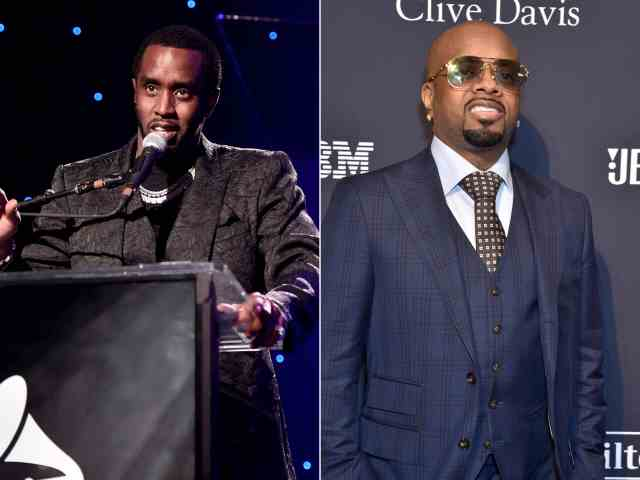 Diddy and Jermaine Dupri debate on Instagram Live who would win in a battle if they were to face off hit-for-hit.
