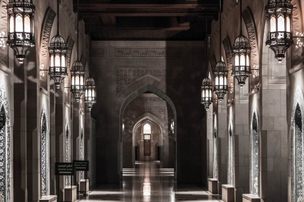Sultan Qaboos Grand Mosque by Imran Zahid-The Shades Photography