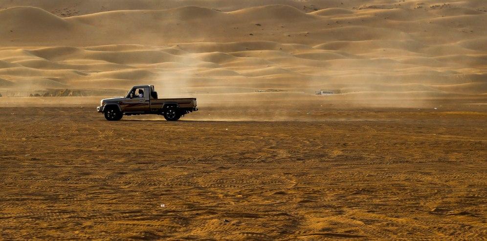 Bidya Desert by Imran Zahid-The Shades Photography
