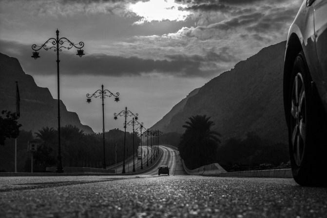 Sidaab Street by Imran Zahid-The Shades Photography