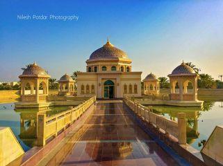 Al Sahwa Park by Nilesh Potdar