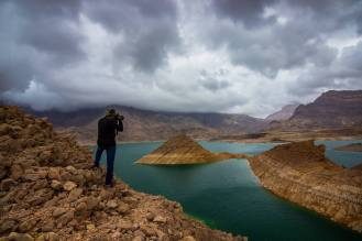 Wadi Dayqah Dam by Benito Hermis - 500px