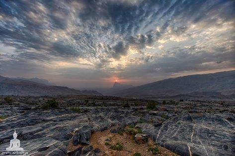 Jabal Shams by Guru Acharya - Guru Acharya Photography