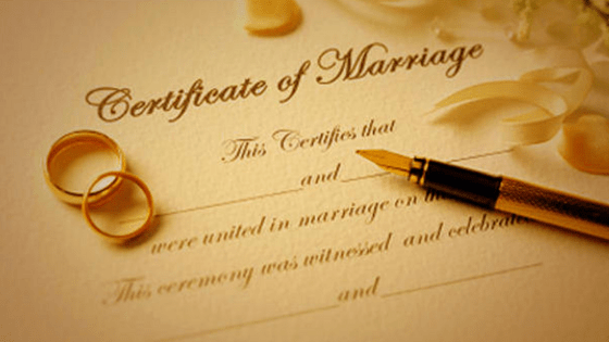 What is mandatory marriage registration act