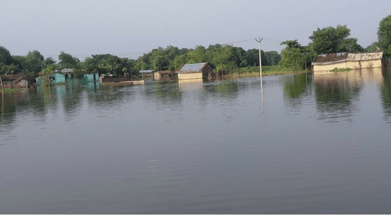 Bihar flood Death toll rises to 72, more than 72 lakh people affected