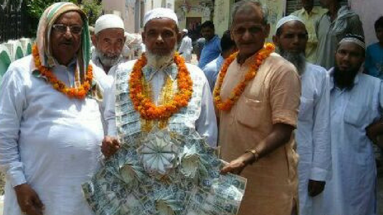 Hopes shattered to perform Haj, RSS man helped in sending through VIP quota