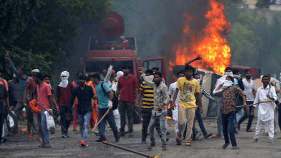 Prime Minister of India, not BJP Says furious Haryana HC over Panchkula violence