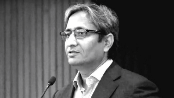 Dear PM, is there a danger to my life Ravish Kumar writes in open letter