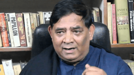 Former RAW official RSN Singh insults Prophet Muhammad on Times Now