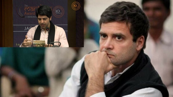Congress party president elections 'rigged', says Maharashtra Congress secretary Shehzad Poonawalla
