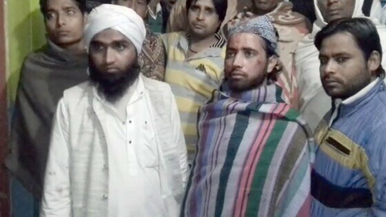 3 MUSLIM CLERICS ASSAULTED ON TRAIN IN UTTAR PRADESH FOR COVERING HEADS WITH 'RUMAL'
