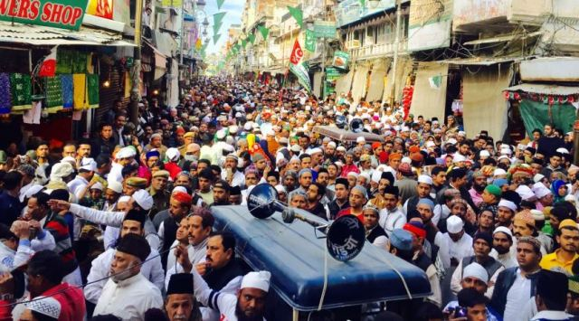 Protest after right wing group targets Ajmer Dargah